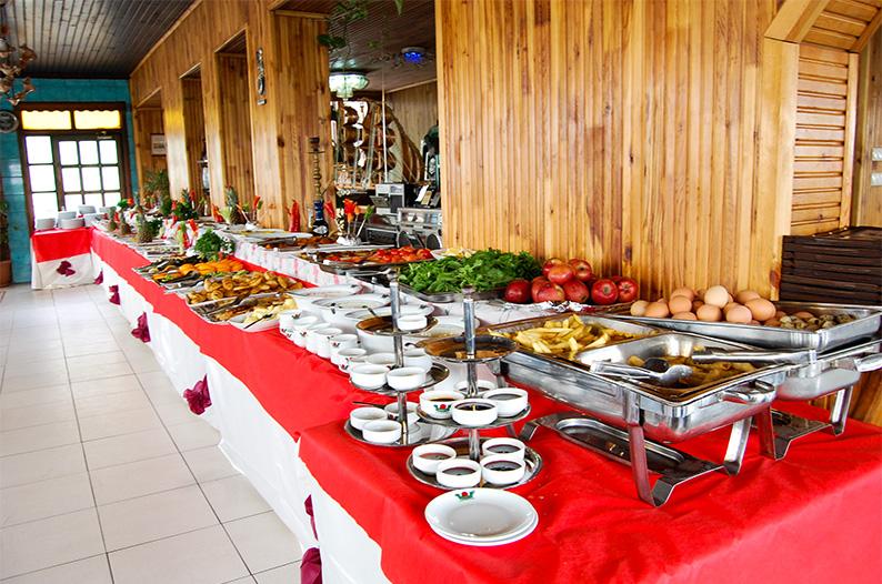 En Güzel Açık Büfe Kahvaltı Mekanları